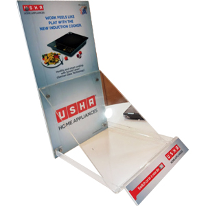 Durable-AcrylicDispensar-USHA