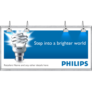 OutdoorMedia DealerBaord Philips2